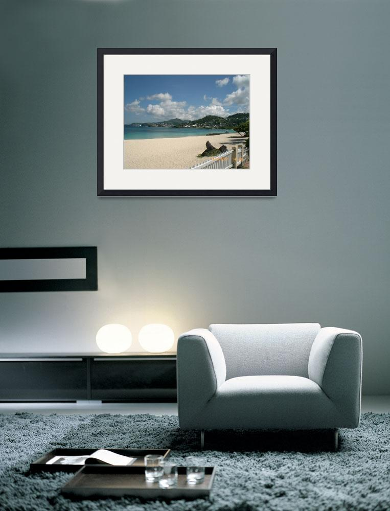 """White sands and blue sea&quot  (2007) by jadavision"