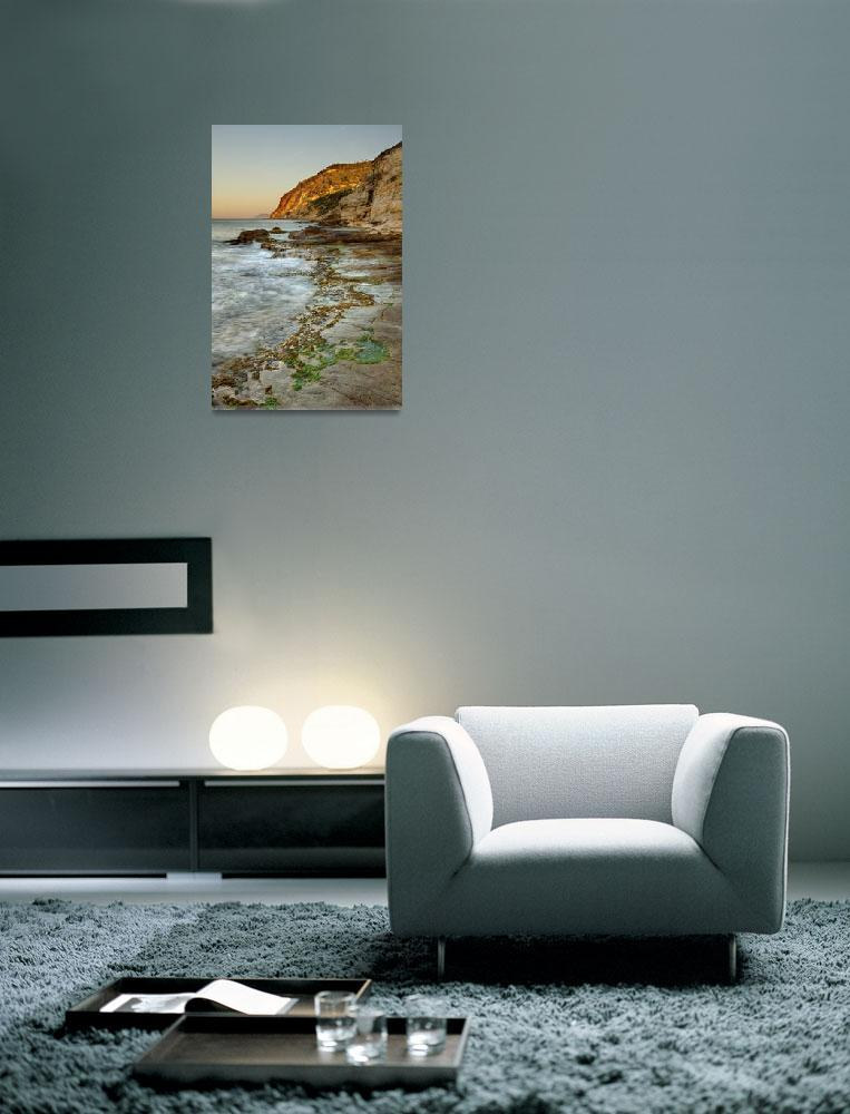"""Wild coast&quot  (2008) by frenchlandscapes"