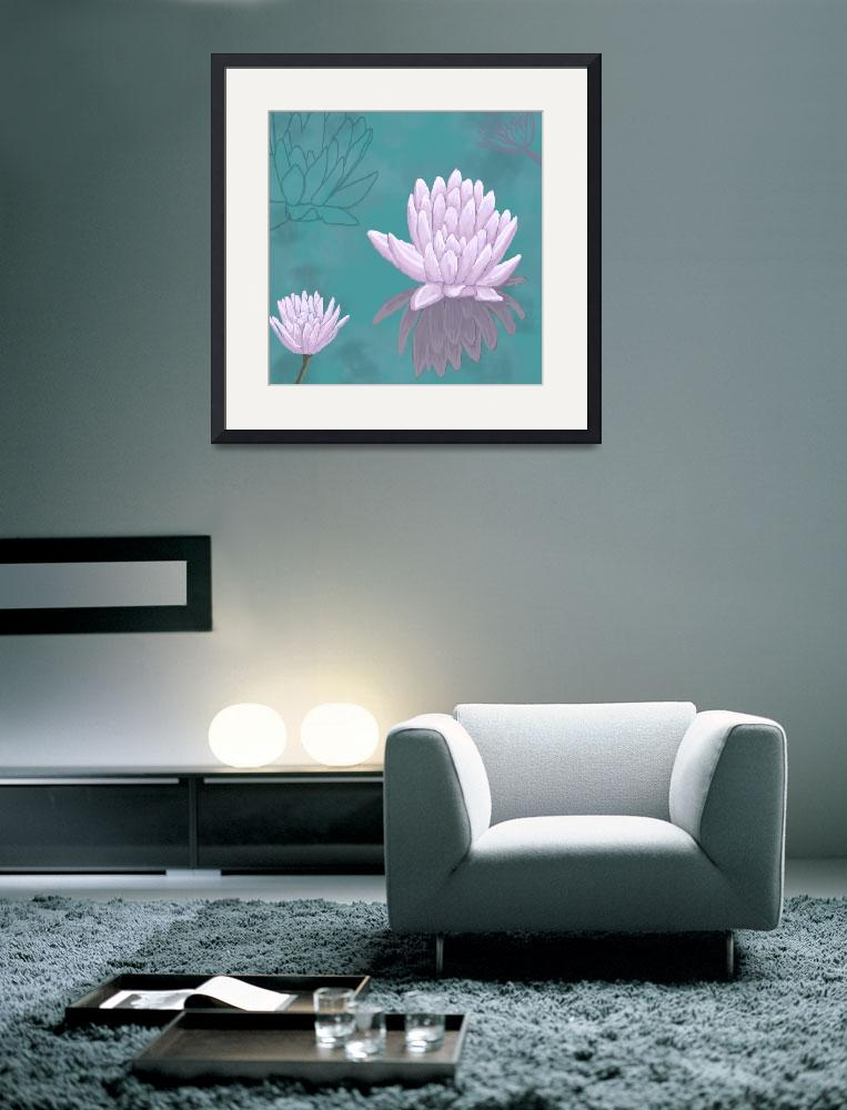 """Water lilies (1)&quot  (2010) by angelshair"