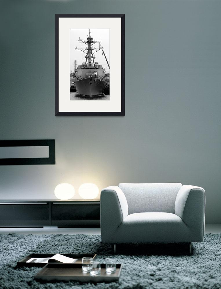 """Warships&quot  (2011) by ralphnelsen"