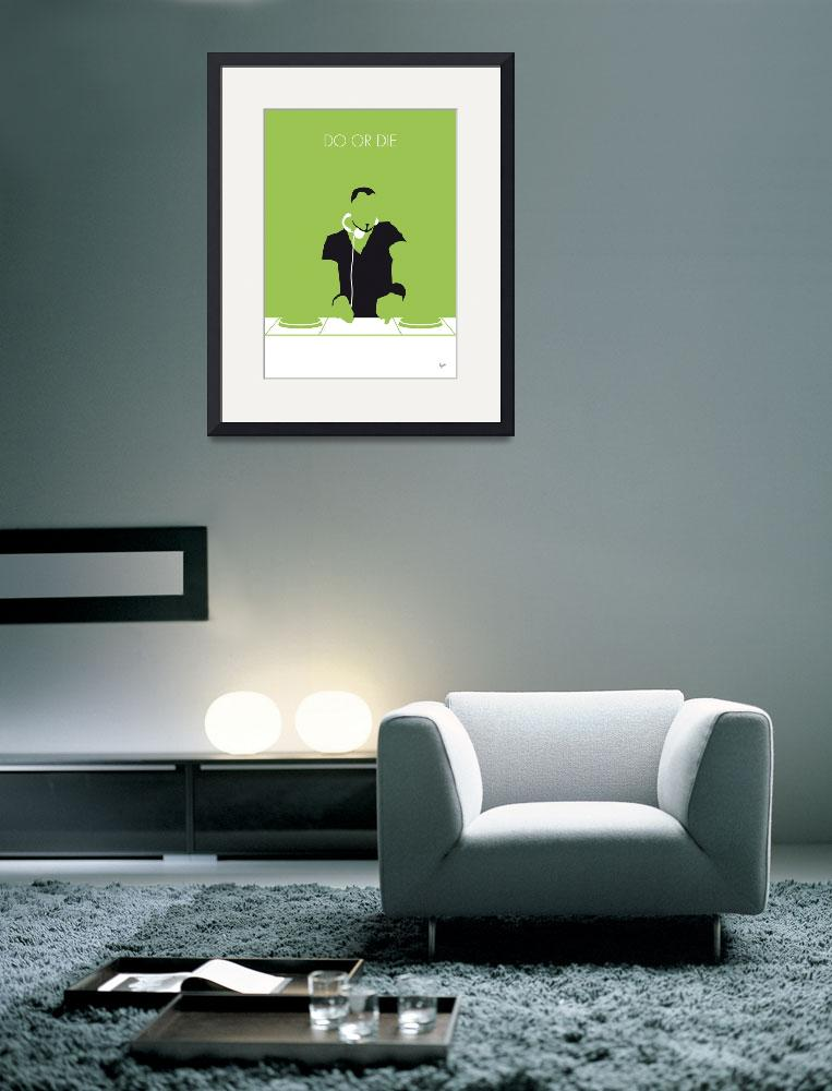 """No026 MY Afrojack Minimal Music poster&quot  by Chungkong"