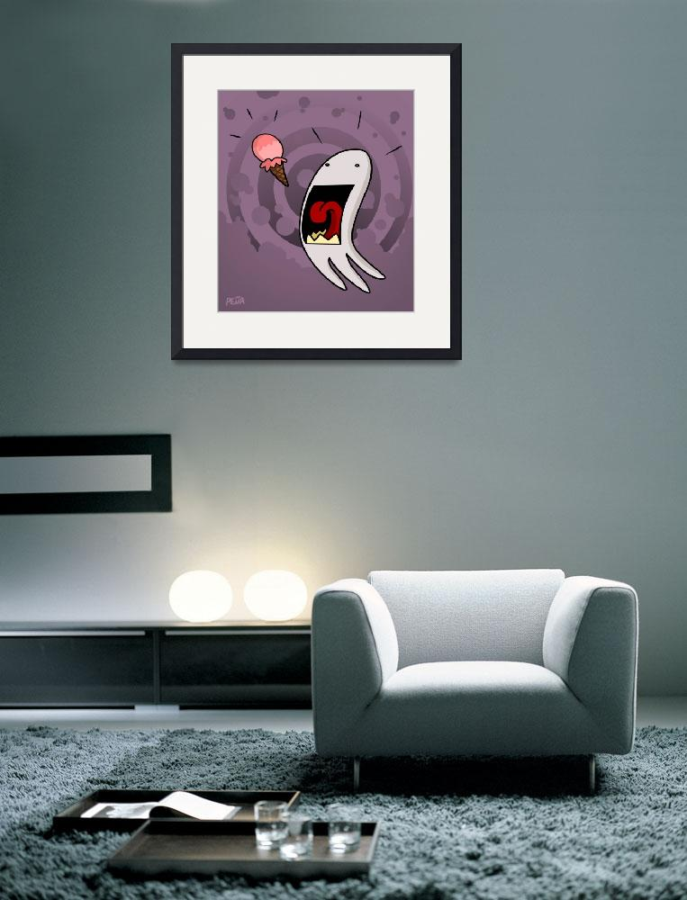 """I Scream&quot  (2010) by frankpena"