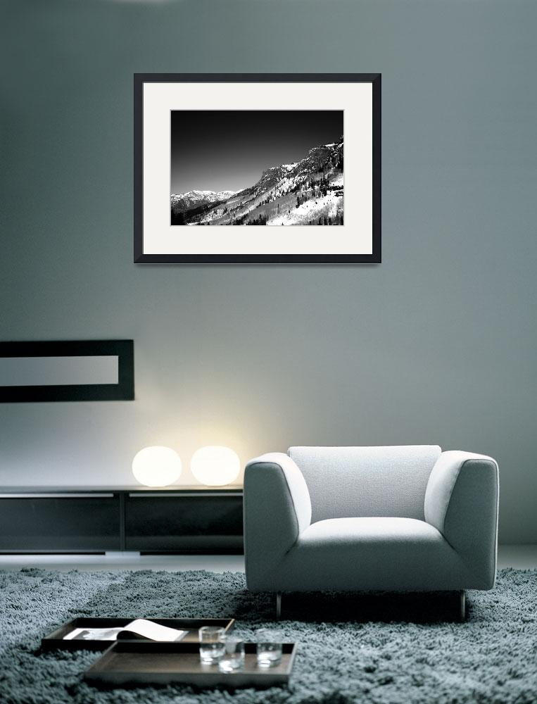 """Above Ouray&quot  (2008) by AnthonyRizzo"