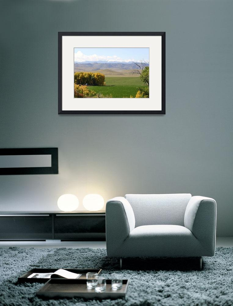 """The Foothills&quot  (2004) by NatureScenes"