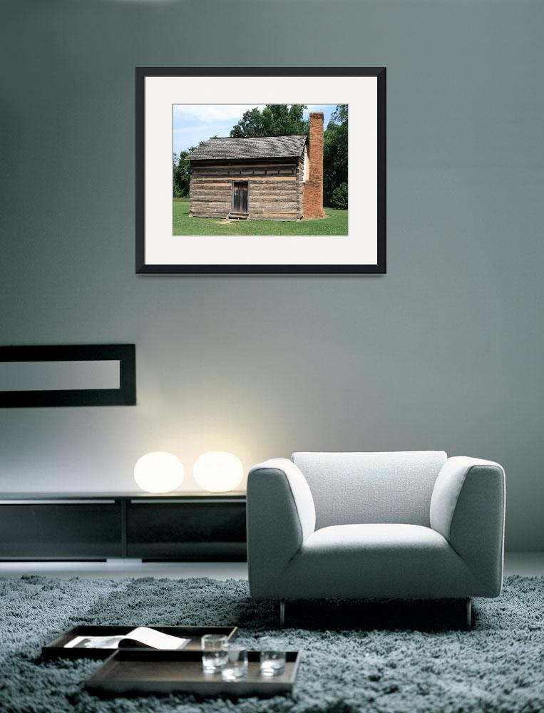 """American Log Cabin&quot  (2009) by Ffooter"