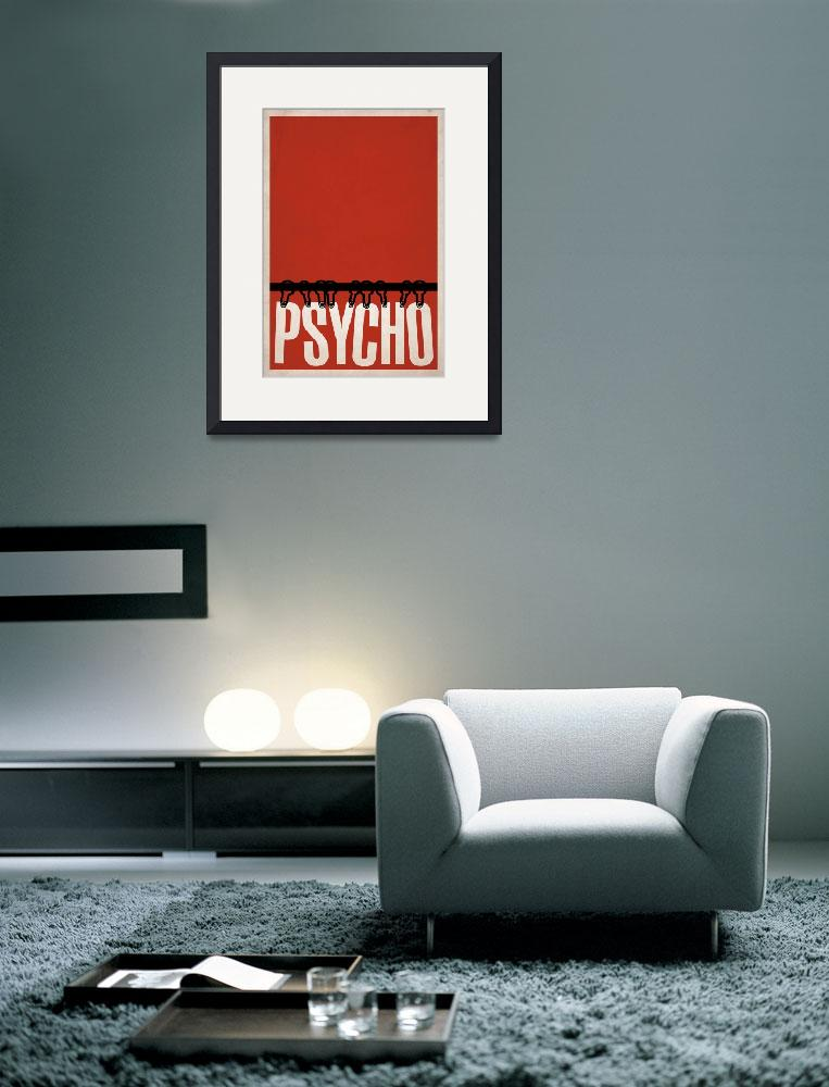 """Psycho&quot  (2010) by BrickHut"