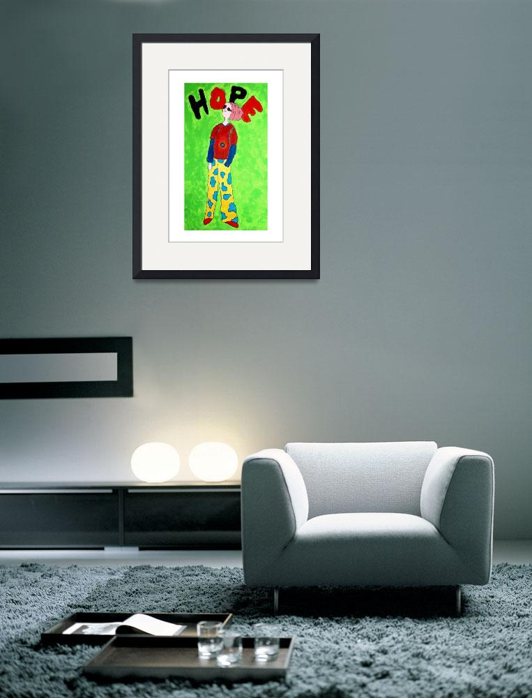 """hope&quot  (2007) by ExhaleDesignsCollection"
