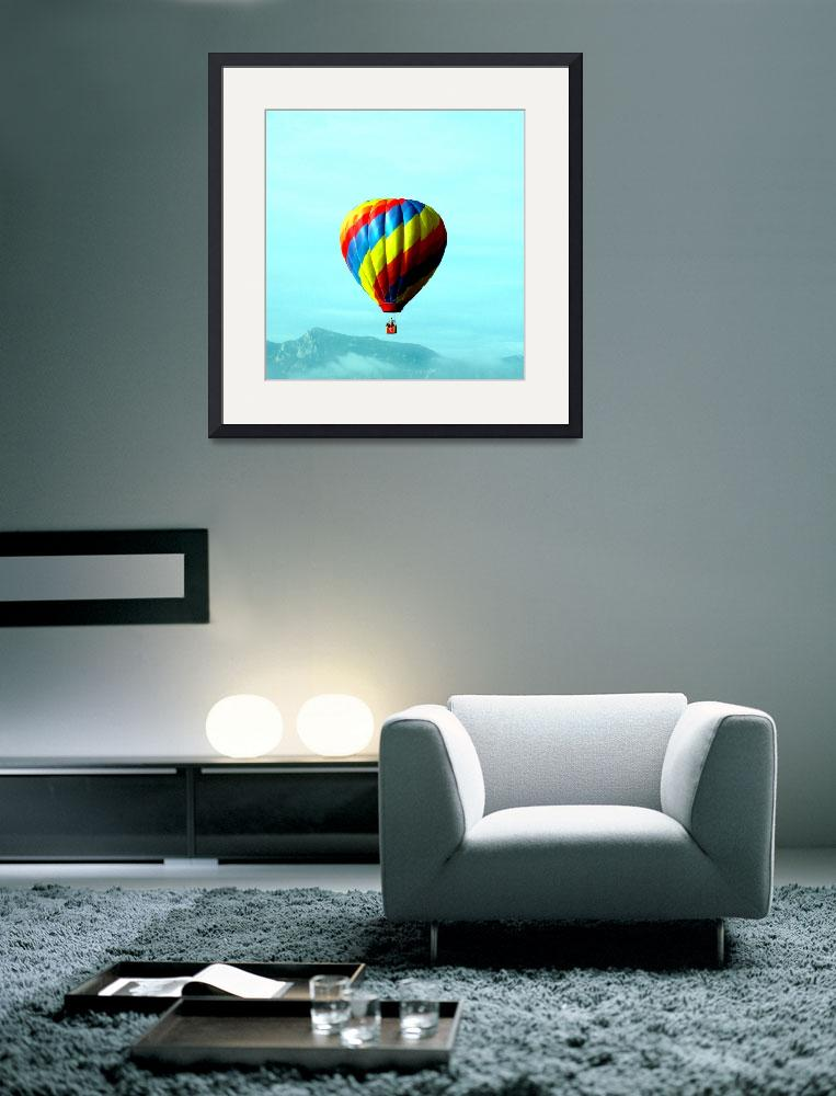 """Hot Air Balloons&quot  (2010) by ralphnelsen"