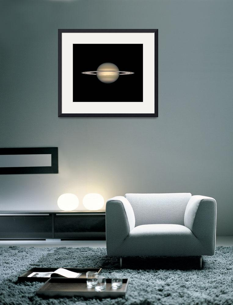 """Saturn during season change&quot  (1996) by worldwidearchive"