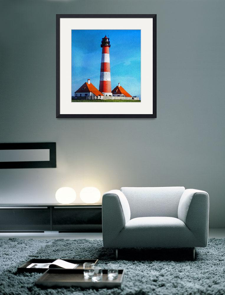 """Lighthouse - ID 16217-152111-9131&quot  by lurksart"