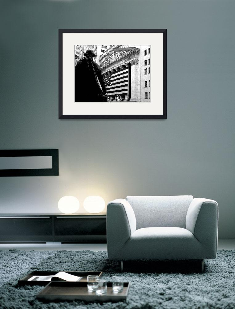 """The New York Stock Exchange&quot  (2003) by enigmafoto"