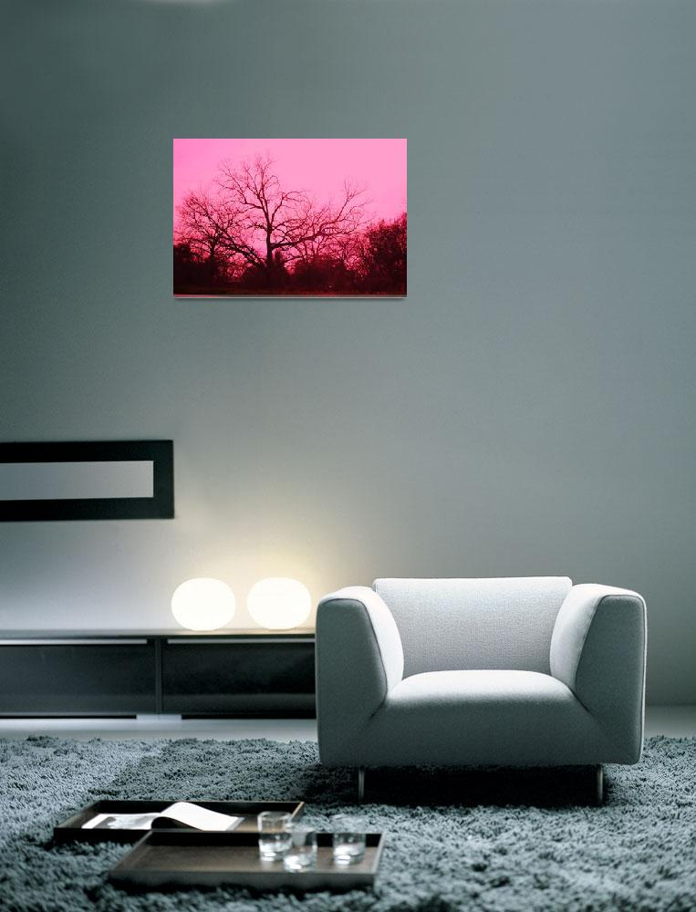 """Ponderously Pink3&quot  (2012) by DigitalCreations"