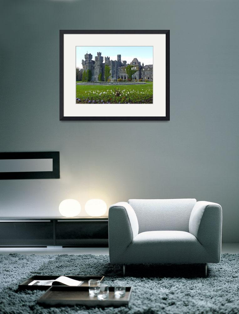"""Ashford Castle, County Mayo, Ireland&quot  (2008) by stockphotos"