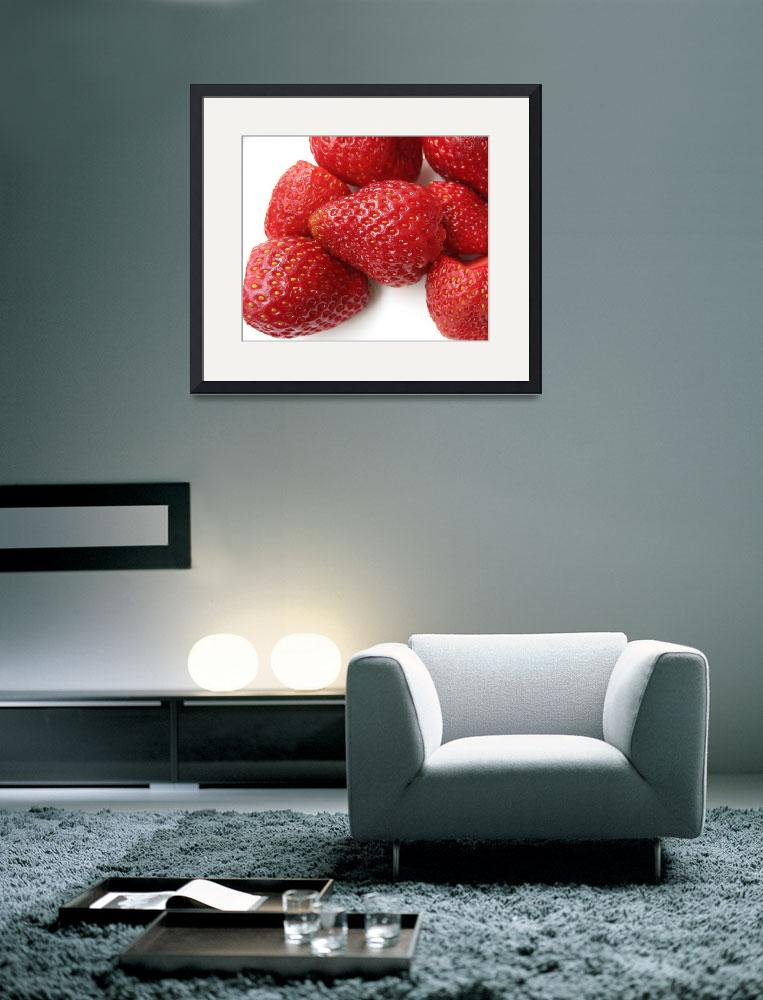 """strawberry&quot  (2007) by vincentphotos"