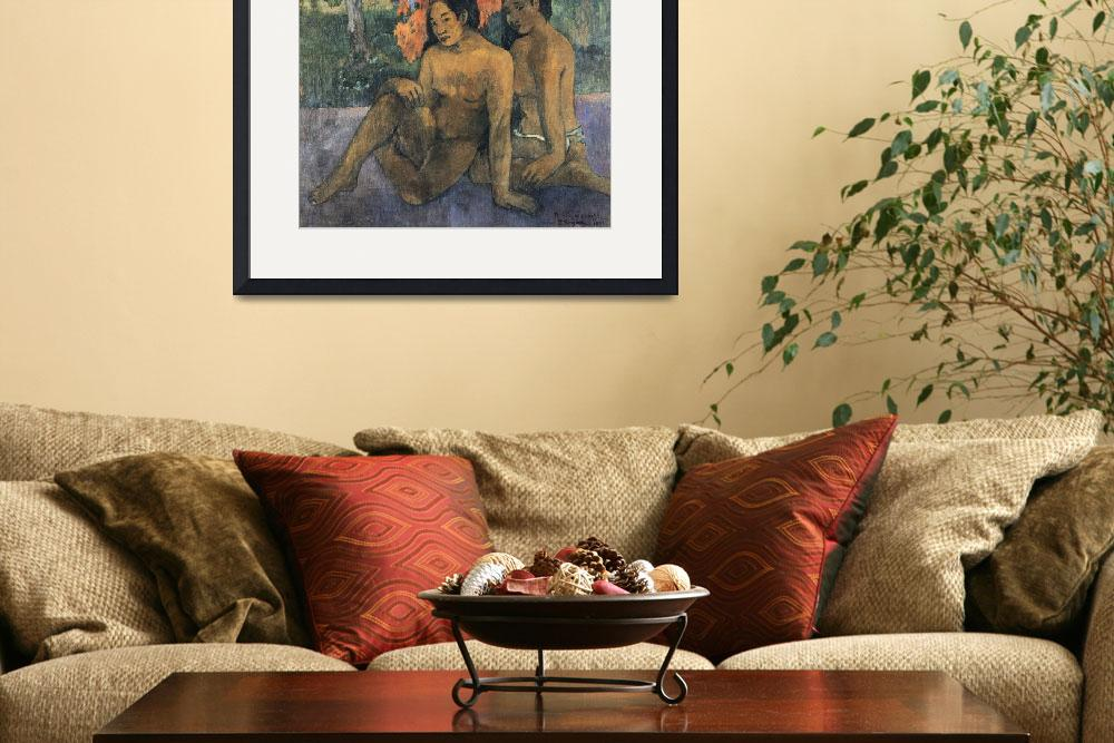 """Paul Gauguin Native Girls&quot  (1910) by birthdaygifts"