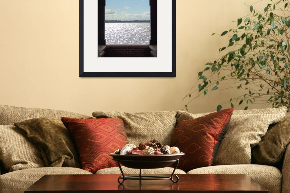 """Window On The Water&quot  by ScottE"