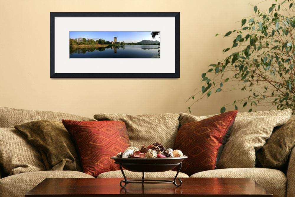 """Lough Leane, Ross Castle, Killarney National Park,&quot  by DesignPics"