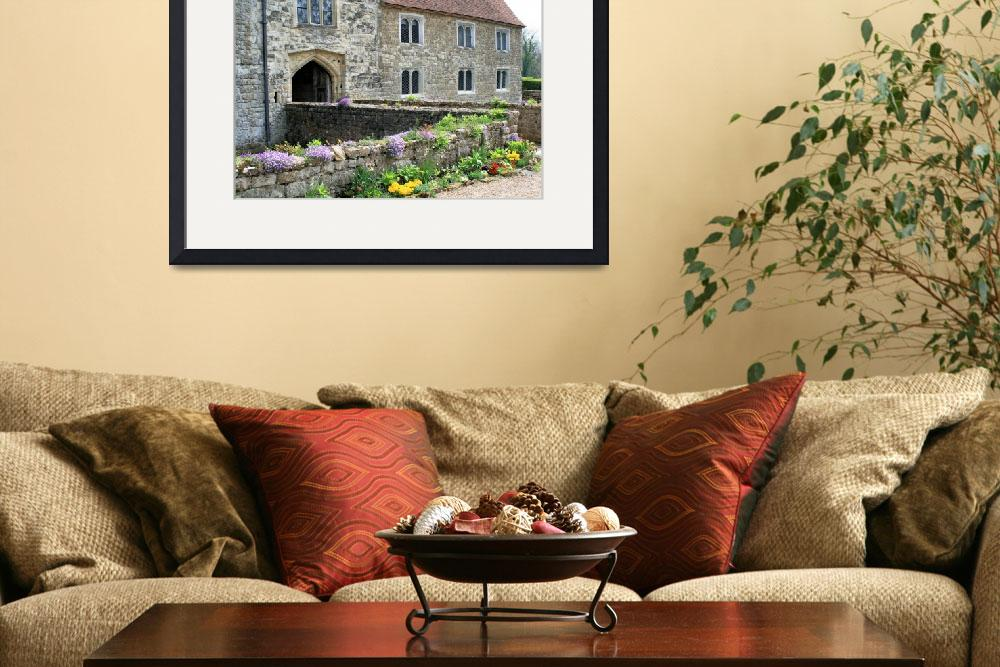 """Medieval Manor House 14&quot  by rhallam"