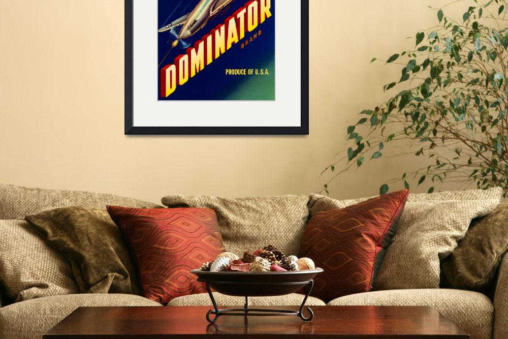 """Dominator&quot  (2010) by dalidayna"