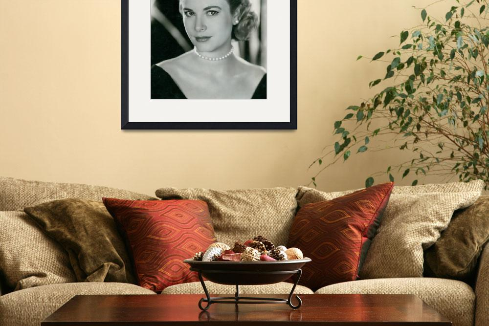 """Grace Kelly&quot  by RetroImagesArchive"