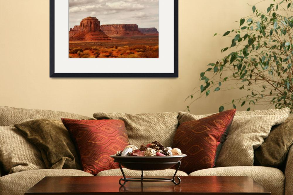 """Monument Valley, Utah * Photography&quot  (2010) by AnaCBStudio"