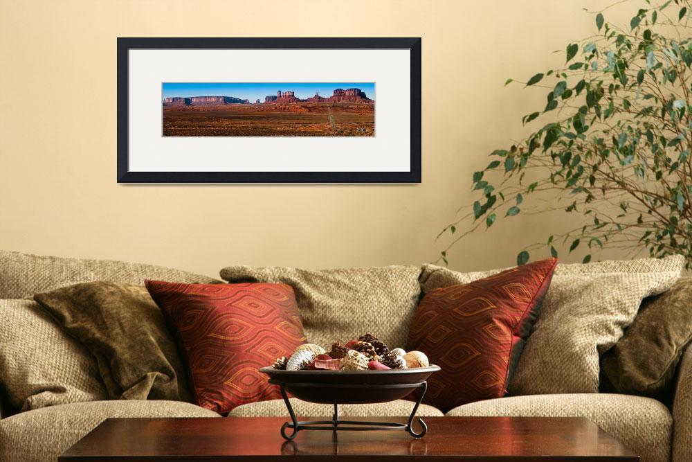 """Image ID# Whalen-110924-2523 - Monument Valley 11.&quot  by JoshWhalen"