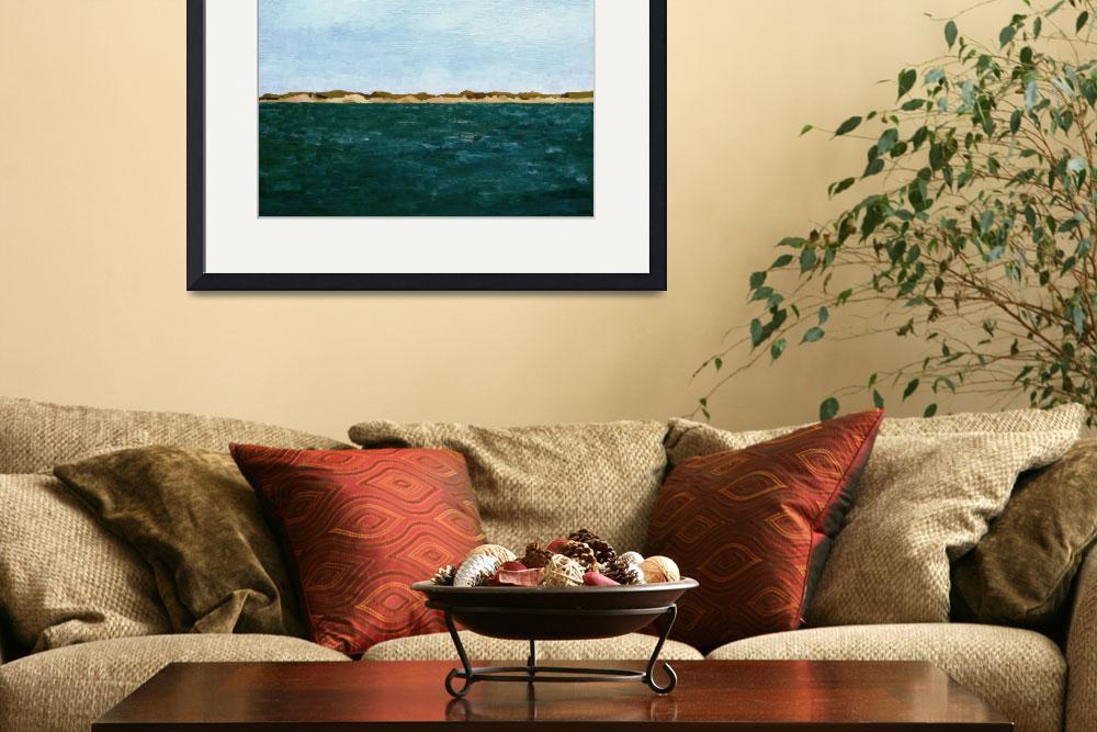 """Dunes of Lake Michigan with Big Sky&quot  (2008) by Michelle1991"