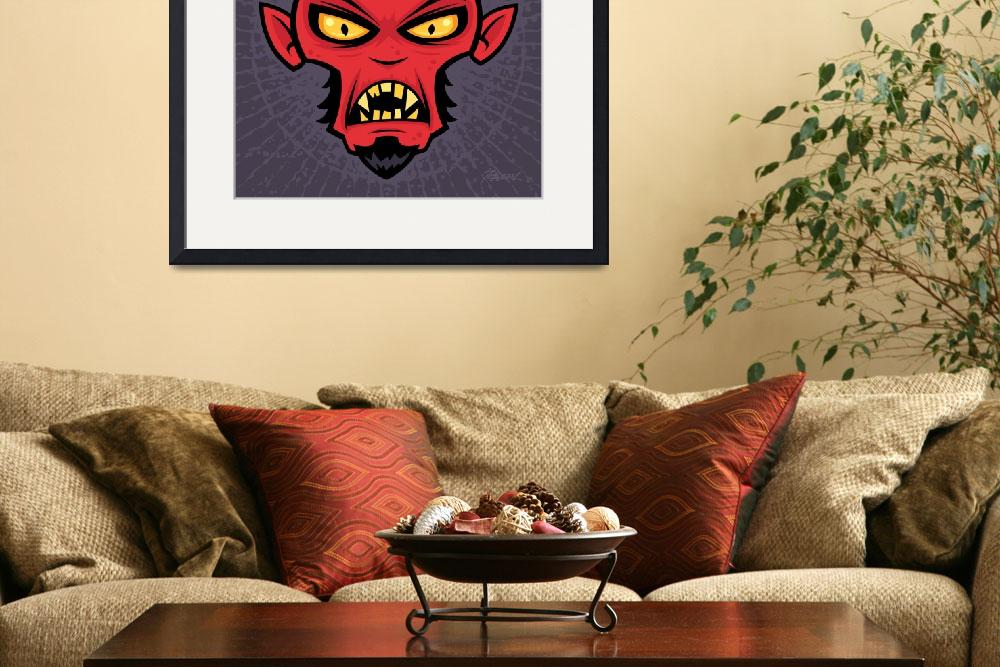 """Mad Devil&quot  (2010) by schwegel"