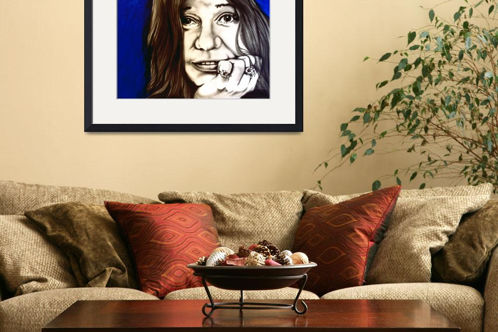 """Janis Joplin&quot  (2013) by tattooart"