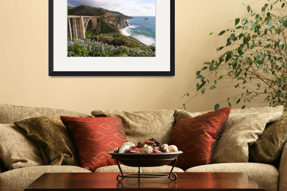 """Bixby Creek Bridge Scenic&quot  (2007) by George_Oze"