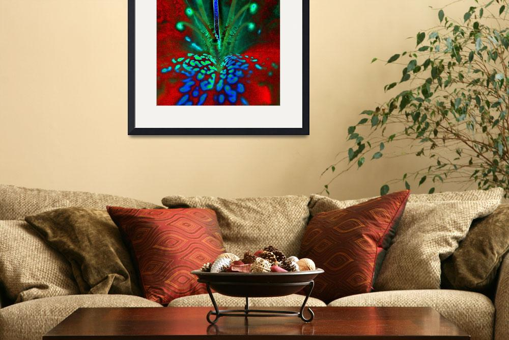 """Neon Rhododendron&quot  (2009) by bavosiphotoart"