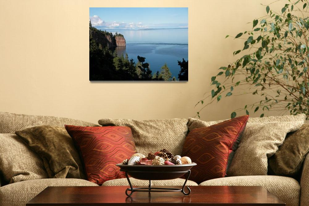 """Bay of Fundy&quot  (2008) by LiebeskindPhotos"
