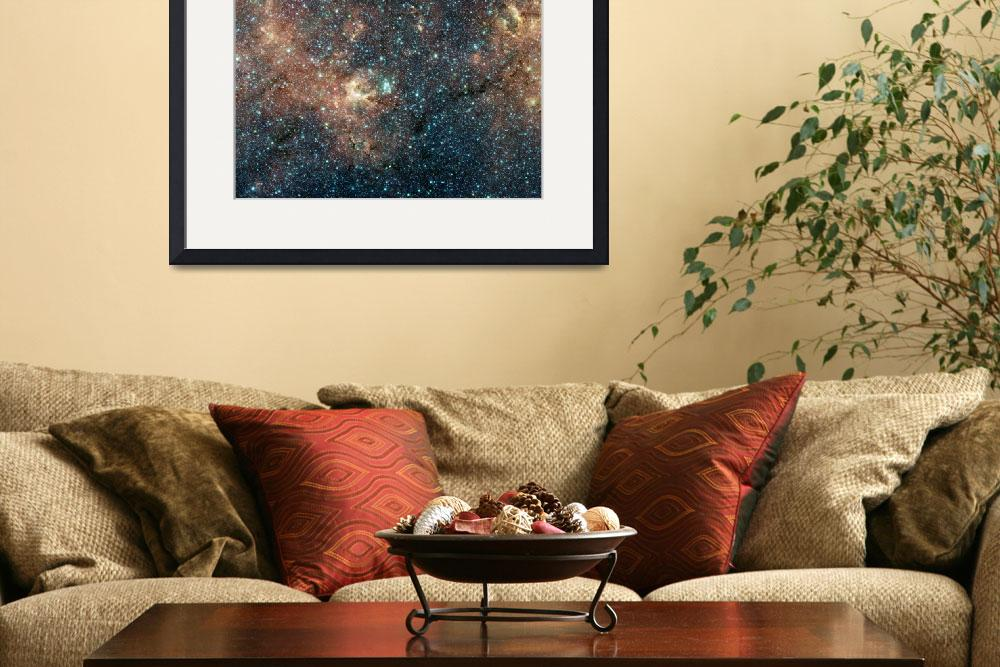 """Massive Star Cluster&quot  by stocktrekimages"