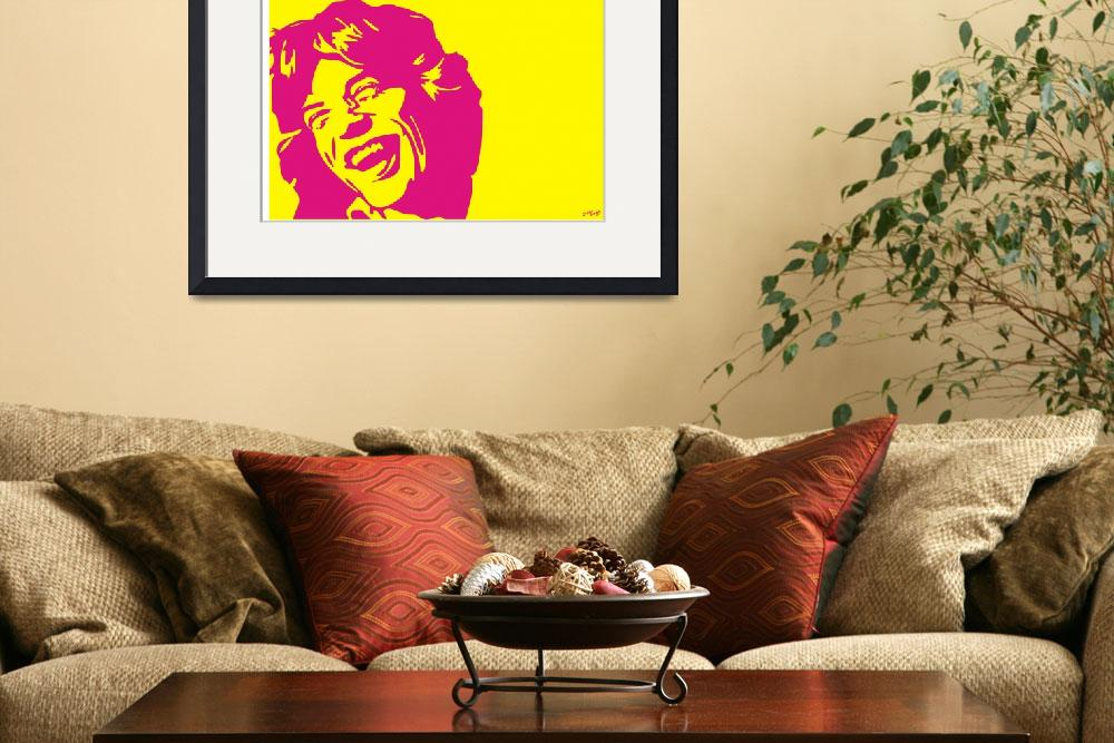 """MICK JAGGER&quot  by ShaneConnor"
