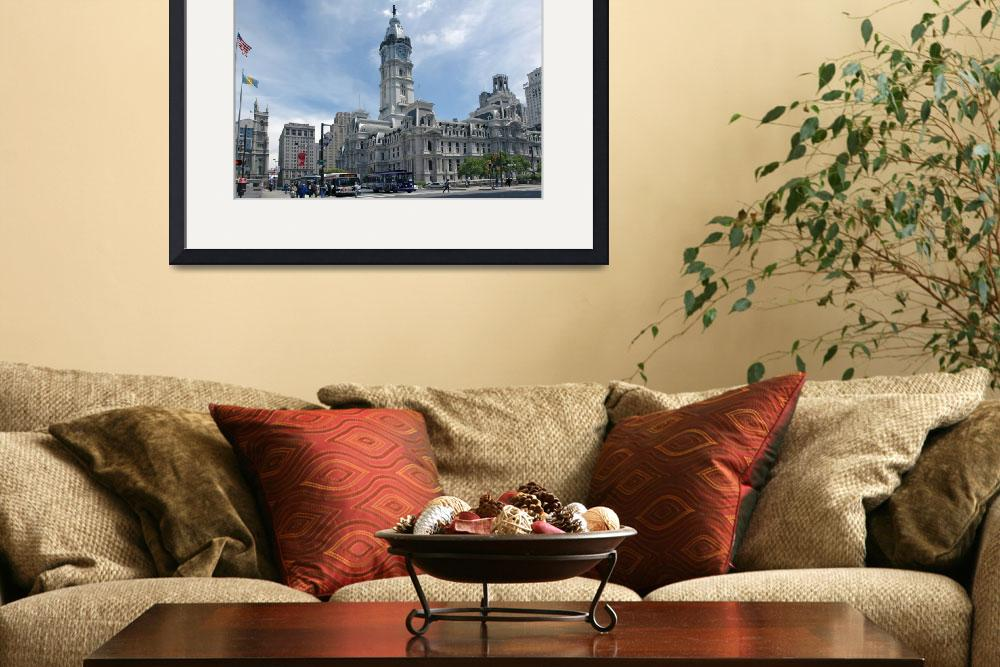"""Philadelphia City Hall&quot  (2005) by PaulCoco"