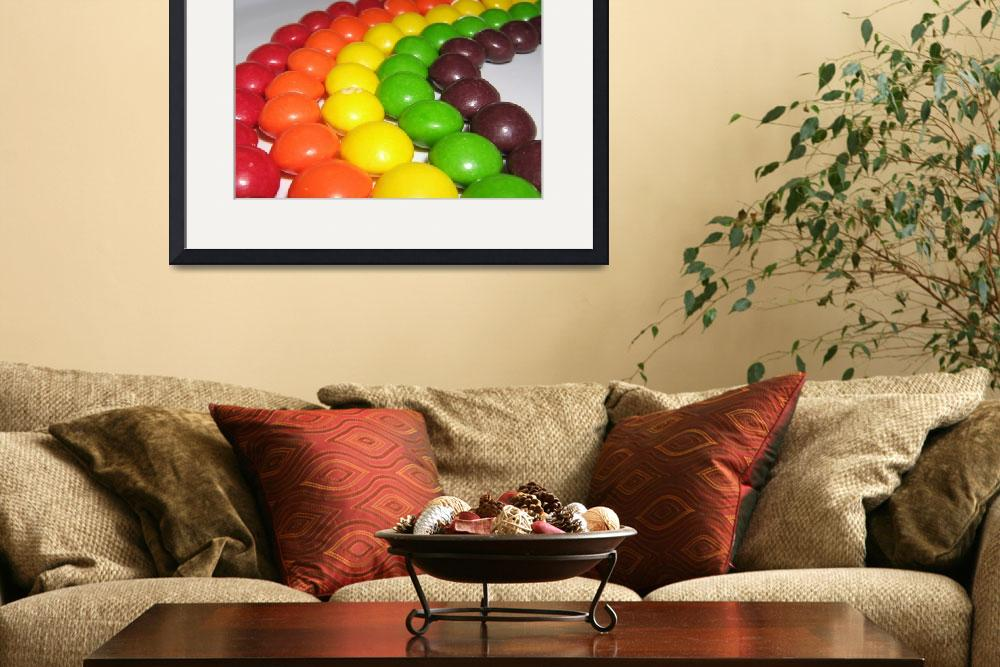 """A Rainbow of Fruity Flavor&quot  by Micky"