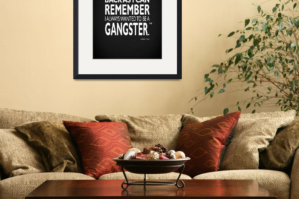 """Goodfellas - Always Wanted To Be A Gangster&quot  (2015) by mark-rogan"