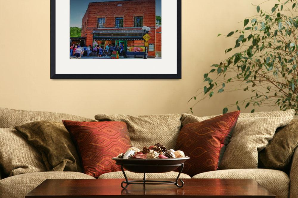 """Zingermans Deli&quot  (2012) by patsphotos"