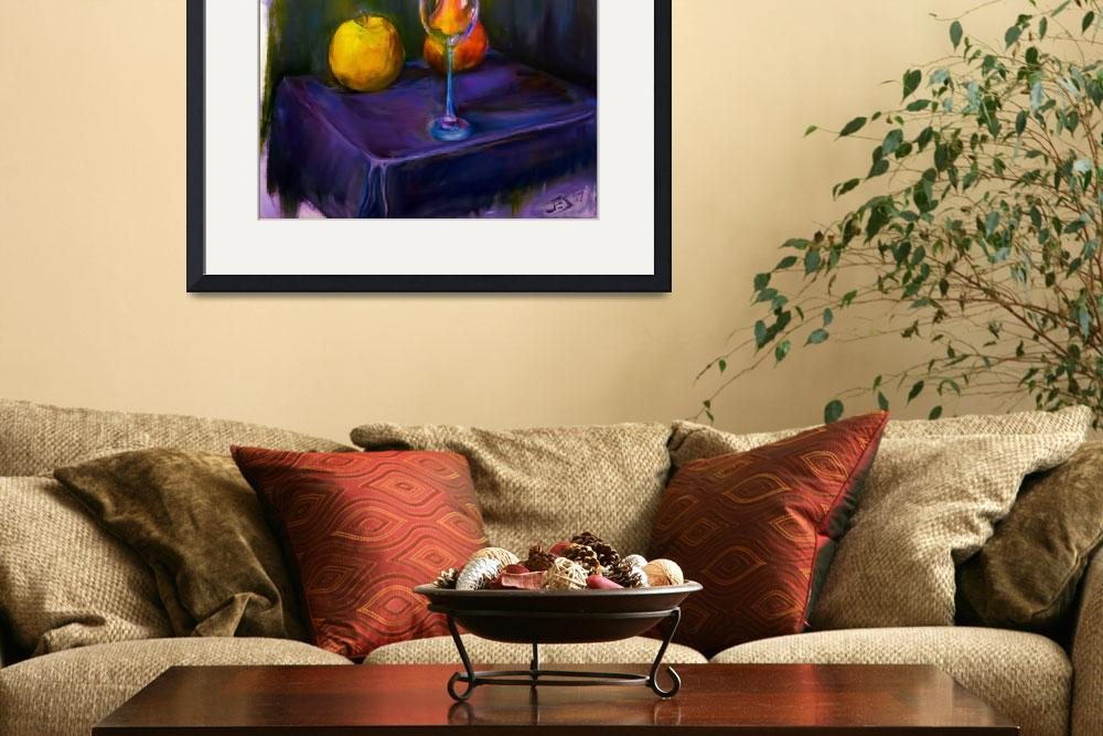 """wineglass 2&quot  by judys"
