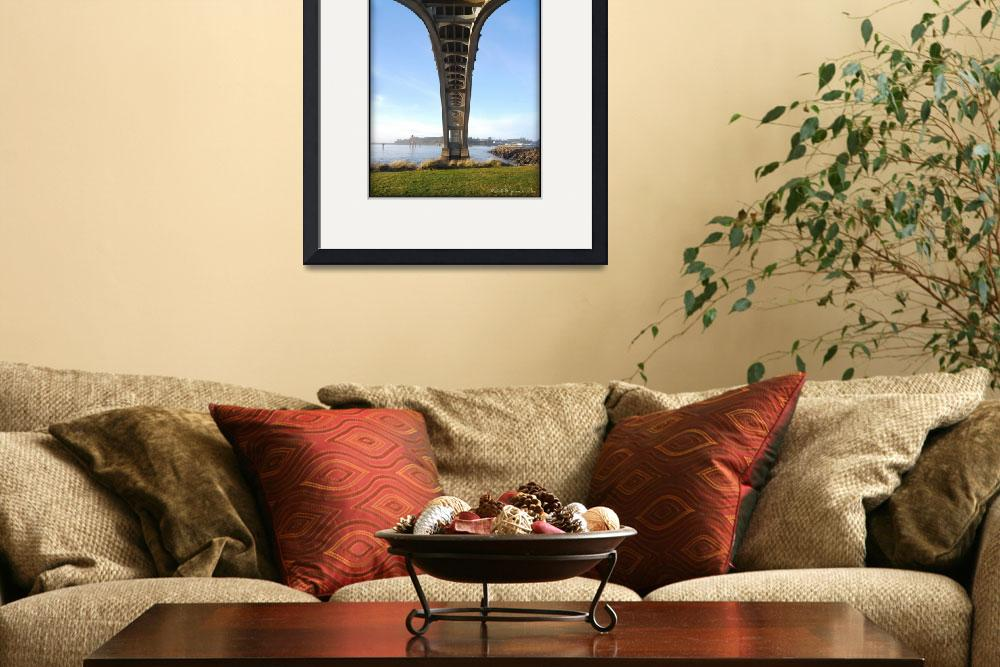 """Yaquina Bay Bridge&quot  (2008) by jamesrorke"