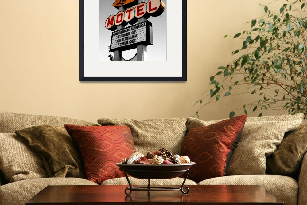 """[Lorraine Motel]&quot  (2006) by amphotography"