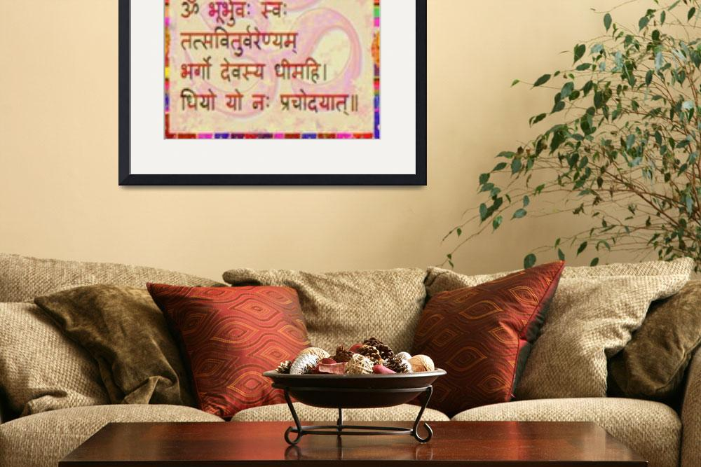 """Gayatri Mantra&quot  (2010) by awgp"
