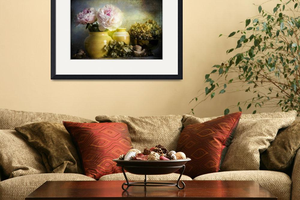 """Vintage Peony&quot  (2012) by JohnRivera"