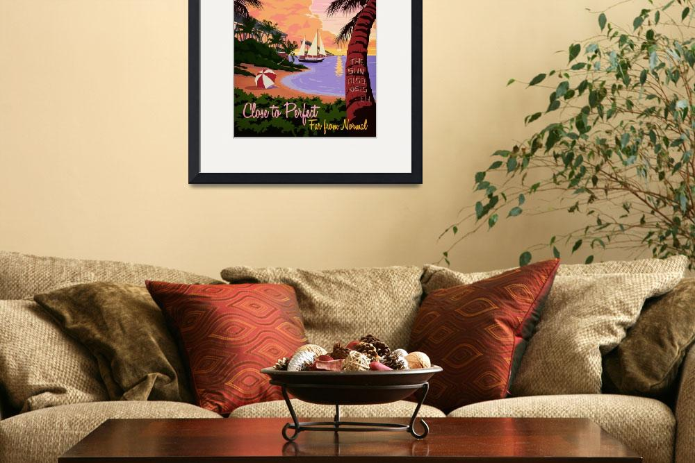 """Best-Mothers-Day-Gift-Key-West-Florida-Travel-Post&quot  by motionage"