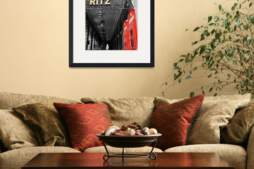 """THE RITZ&quot  (2010) by milesphotography"