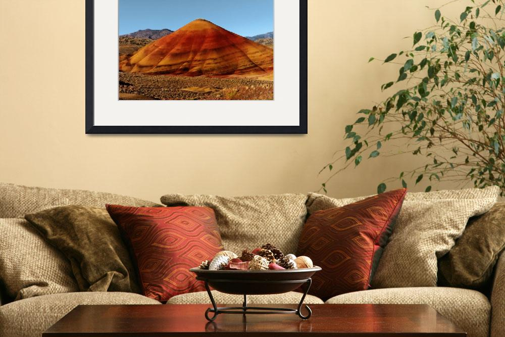 """John Day Painted Hills&quot  (2006) by NWExposures"