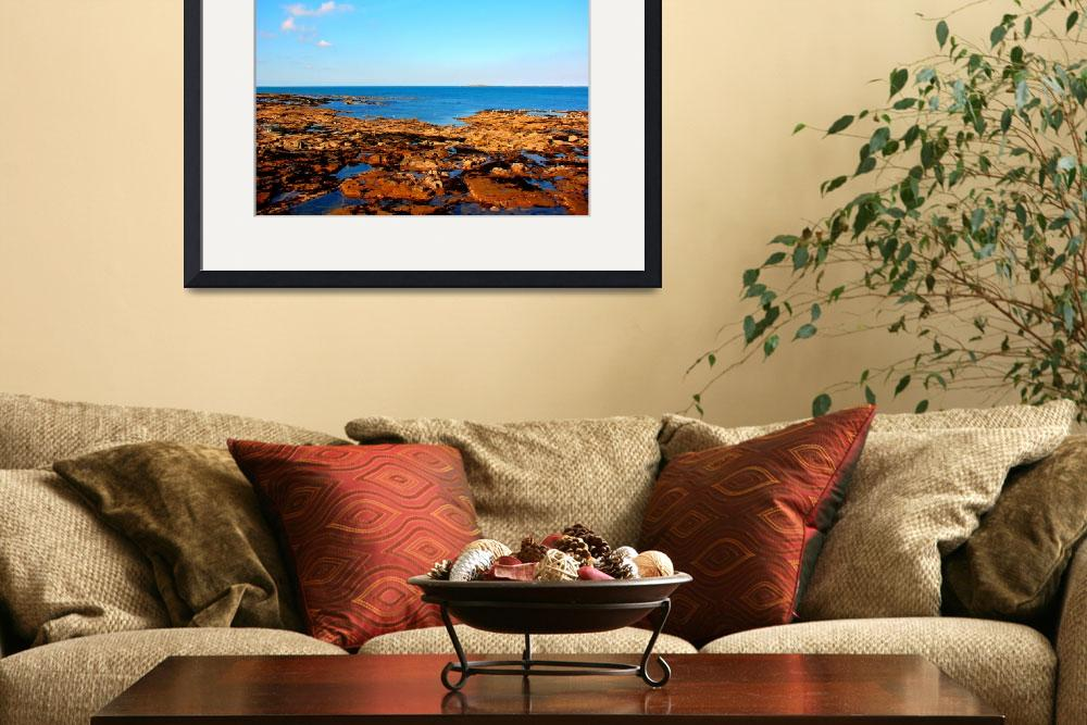 """View From Bamburgh&quot  (2009) by Jessica519"
