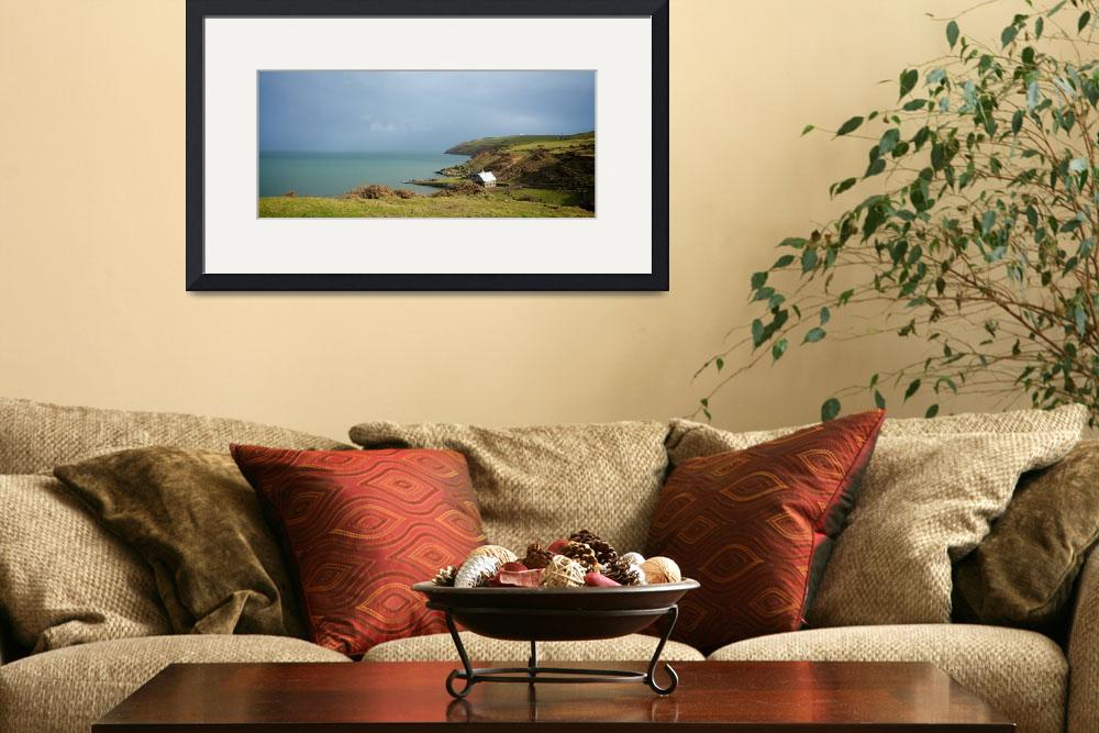 """Mull of Galloway panorama&quot  by Braeside"