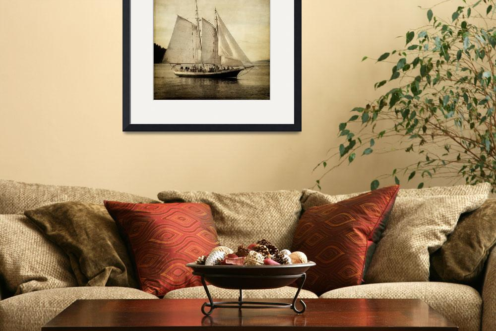 """Schooner ""Spike Africa""&quot  (2012) by EdmundLowe"