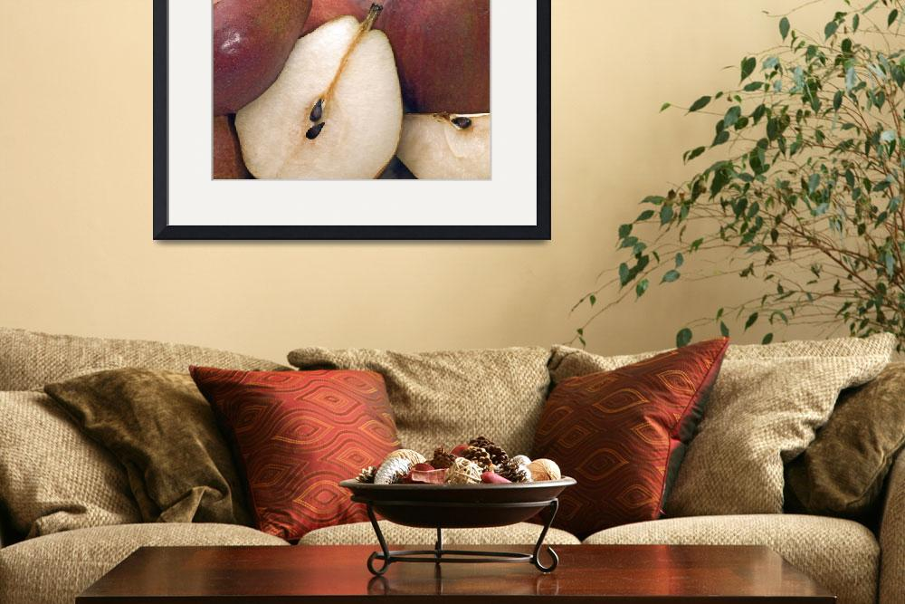 """Fruit Pears&quot  (2008) by kphotos"